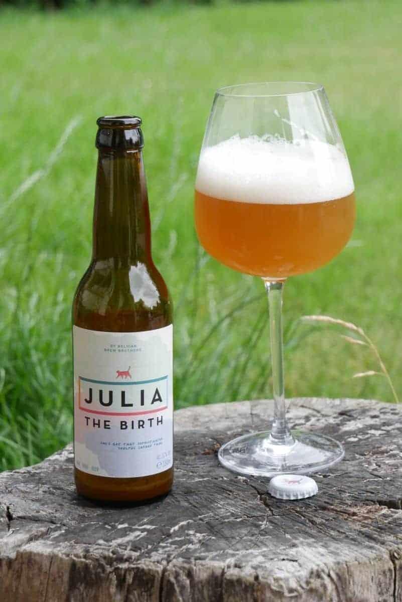 Julia Beers proud partner