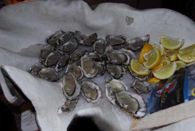 oesters fine claire